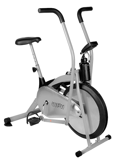 Cockatoo Imported Air Bike Multifunctional Function Exercise Cycle