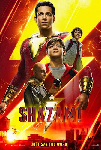 Shazam! (BRRip 1080p Ingles Subtitulada) (2019)