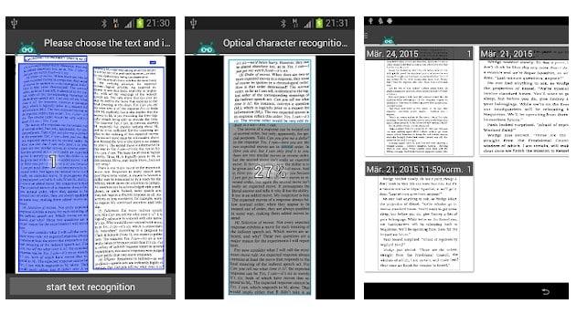 Daftar Alternatif CamScanner Android Teks Fairy