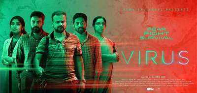 Virus (2019) Tamil Malayalam Full Movies Tamilrockers 480p