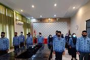 Bapas Kelas II Banda Aceh Ikuti Upacara Hari Kebangkitan Nasional Tahun 2021