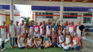 Cuité realiza oficina culinária com merendeiras do município