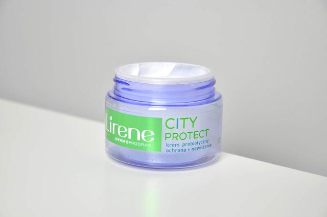 krem do twarzy na dzień lirene city protect