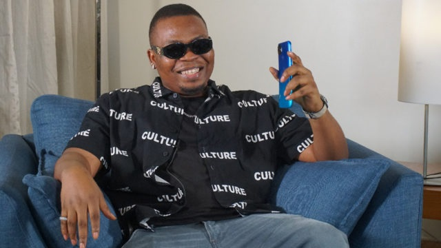 So Hilarious! Olamide Reveals Why He Never Goes Live On Instagram