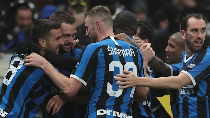 Inter 4-2 Milan: Ibra's effort in vain as huge comeback helps Inter surpass Juve