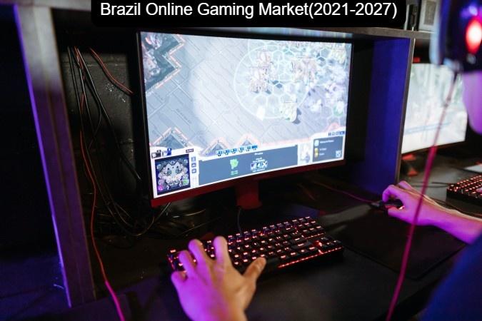 Brazil Online Gaming Market