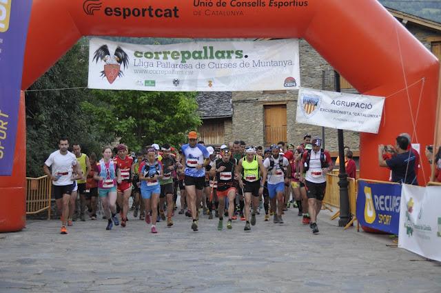 Sortida de la Maratò de La Ribalera 2015