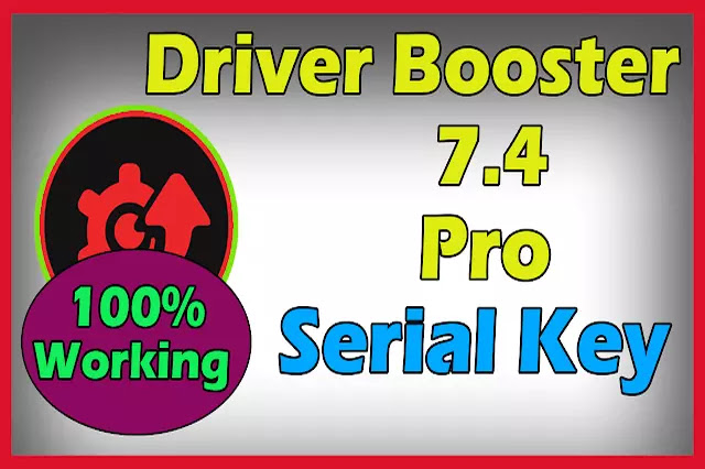Driver Booster 7.4 Pro