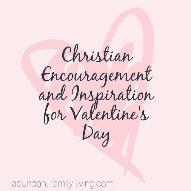 Christian Inspiration for Valentine's Day
