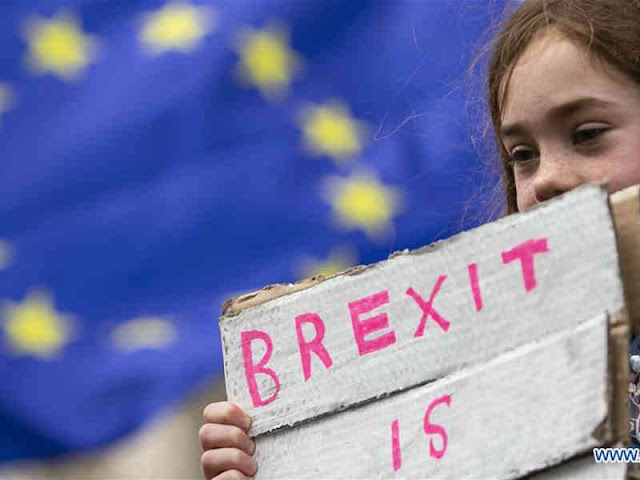 Polling di Inggris Ramalkan Partai Konservatif Pimpinan Theresa May Kalah di Pemilihan