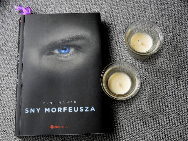 """Sny Morfeusza"" K. N. Haner - recenzja książki - CZYTAJ DALEJ"