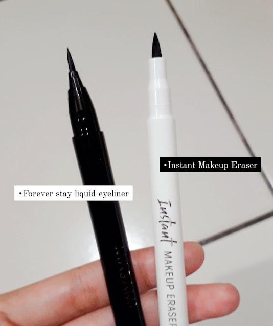 Masami Forever Stay Liquid Eyeliner