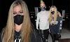 Avril Lavigne y Mod Sun se unen a Megan Fox y MGK para una cita doble
