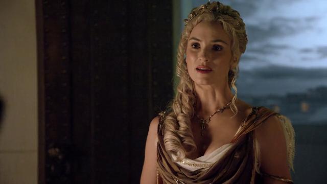 (18+) Spartacus Season 3 English 720p BluRay