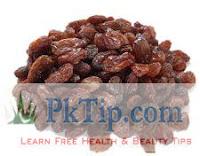Raisins For Weight Gain