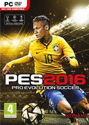 Download Pro Evolution Soccer 2016 Full Crack Reloaded