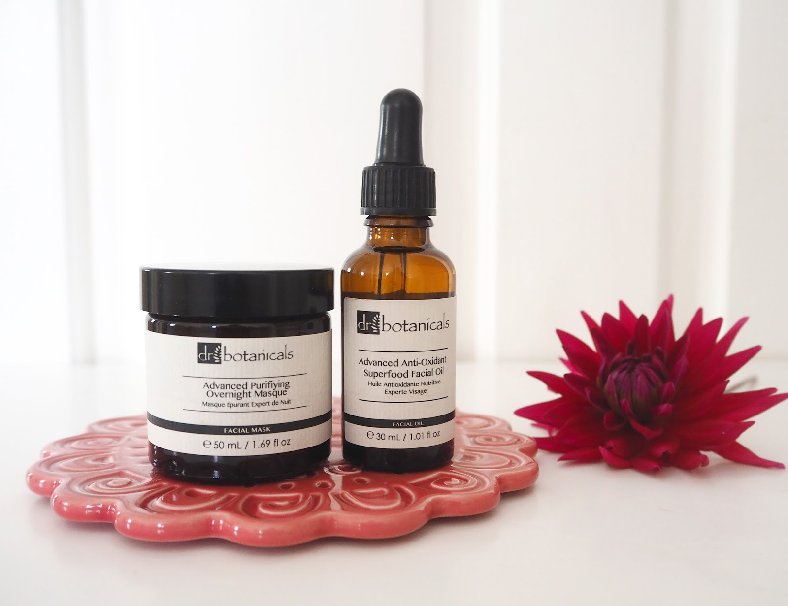Dr Botanicals Skincare Review, Katie Kirk Loves, Beauty Blogger, Luxury Skincare