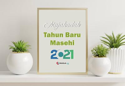 Mujahadah Malam Tahun Baru Masehi 2021