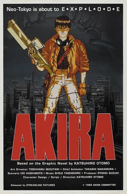 """Anunciada nueva adaptación anime de """"Akira"""" de Katsuhiro Otomo."""