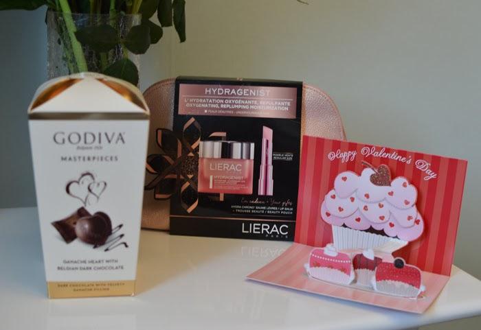 Godiva Chocolates, Lierac Skincare