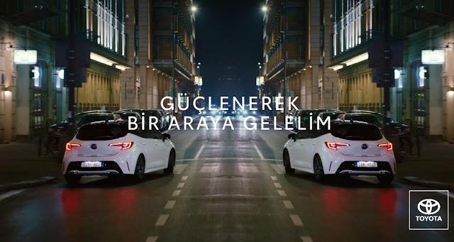 Toyota Türkiye'den evdekal Reklam Filmi