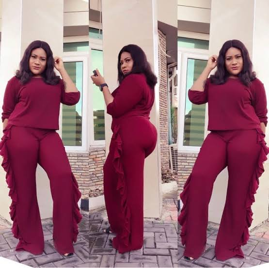 I Don't Joke With S*x Toys – Actress, Nkechi Blessing Reveals Details About Her Life
