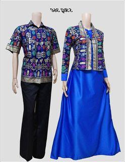 Model Baju Batik Couple Gemuk