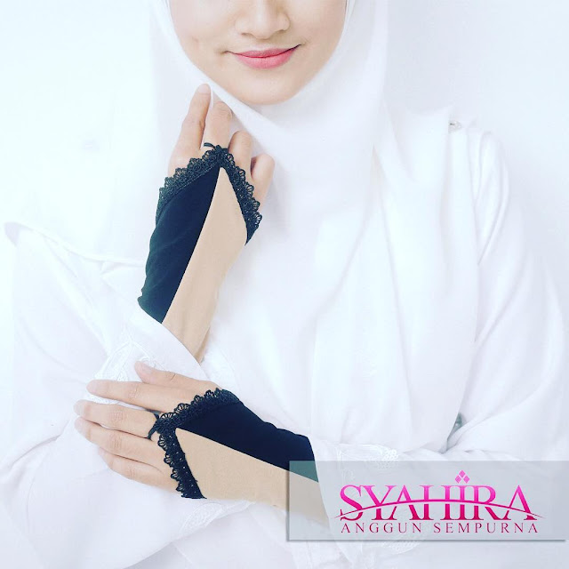 Handsock Ring Syahira