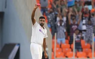 Ravichandran Ashwin 4-48 vs England Highlights