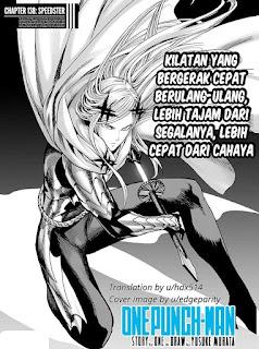 Update! Baca Manga One Punch Man Chapter 141 Full Sub Indo