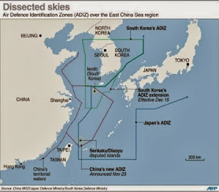 South Korea's Air Defense Zone