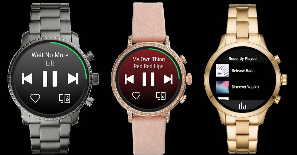 Spotify Tersedia di Smart Watch Android (androidcentral.com)
