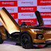 Mahindra showcases electric roadster concept, eXUV300 and eKUV100 at Auto Expo 2020