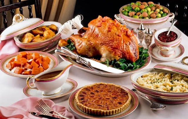 Features of dinner in American culinary culture