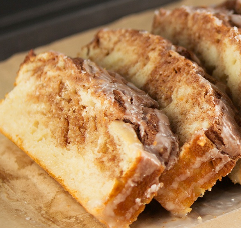 CINNAMON ROLL BREAD RECIPE