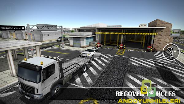 Drive Simulator Para Hileli APK v3.8