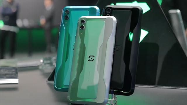 سعر و مواصفات شاومي بلاك شارك 2 - Xiaomi Black Shark 2 Full Review Specs
