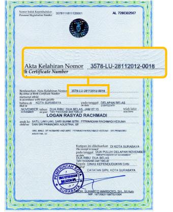 Cara Input Entry Nomor Registrasi Akta Kelahiran Siswa Di Aplikasi Dapodik Yang Benar Blog