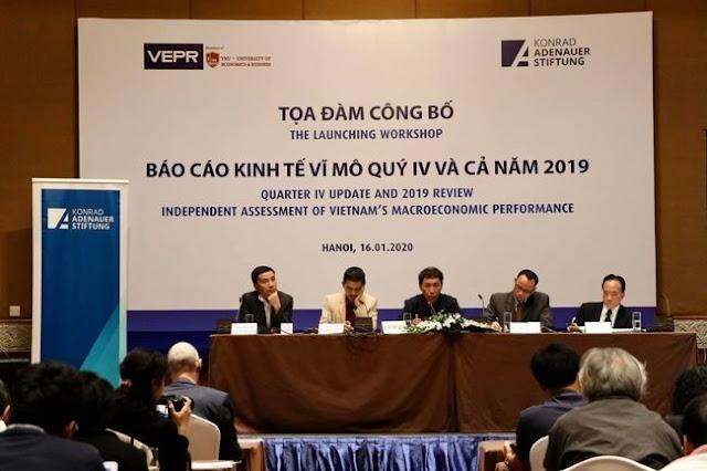 Báo cáo kinh tế việt nam năm 2019