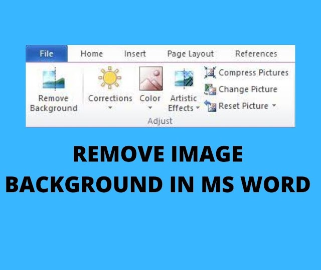 Remove background image|How to Remove background easily