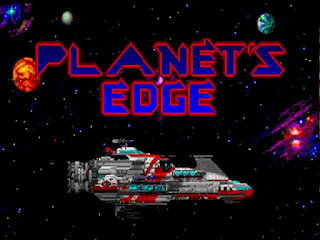 Planet's Edge - The Point of No Return