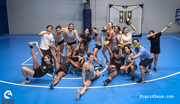 fitness coach - performance coach- Phenom Elite Training Academy - Bacolod gym - Bacolod sports facility - Bacolod City - Bacolod blogger - scientific athletic training - scientific performance training - Ateneo Women's Volleybal Team