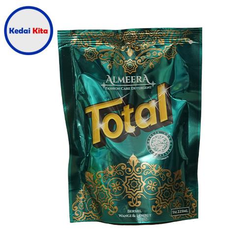 Total Amera Hijau 225 ML
