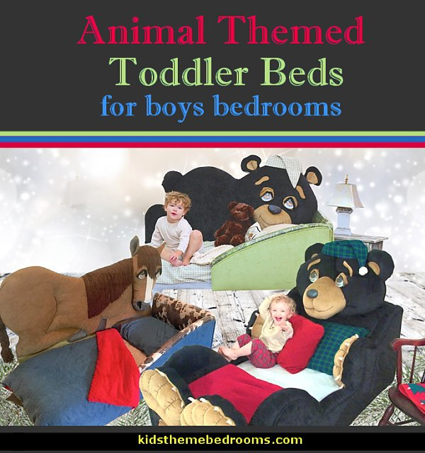 boys toddler beds - themed beds - animal beds - boys bedroom decorating ideas - boys bedrooms - decorating boys rooms - design ideas boys bedrooms - boys theme bedroom ideas - boys clubhouse theme bedroom ideas - boys bedroom furniture -   theme beds - toddler beds -
