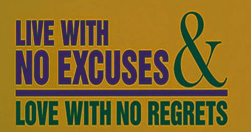 Live with no Excuses and love with no Regrets... | Share ...