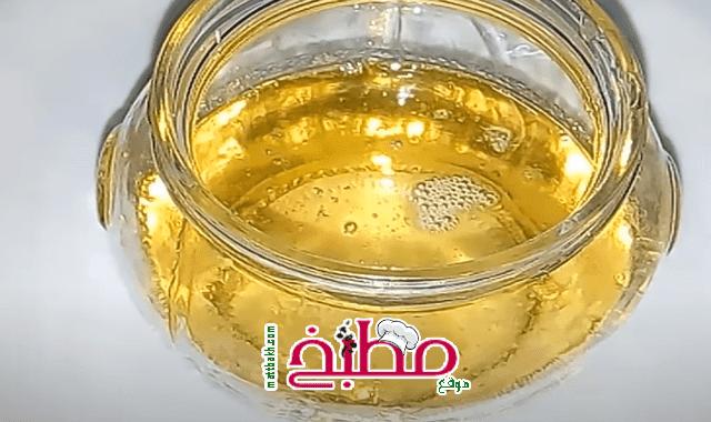 طريقة عمل شربات الكنافة للشيف حسن