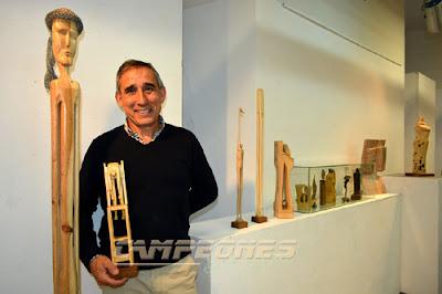 Exposición Art Brut Tomás Lara Aranjuez