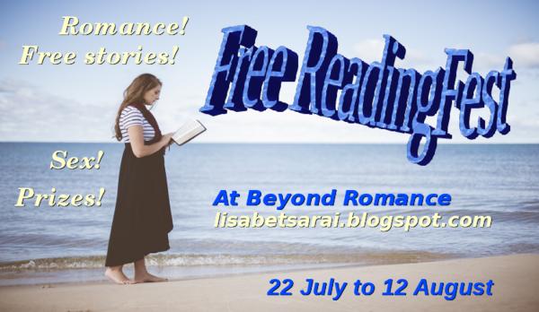 Free Reading Fest Banner