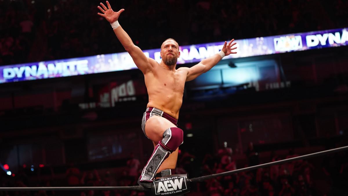 Real motivo para Bryan Danielson vs. Kenny Omega ter aberto o AEW Dynamite Grand Slam