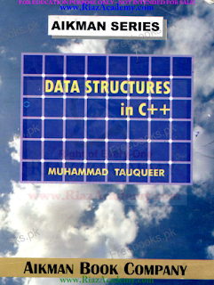 DATA STRUCTURES in C++ - Aikman Book Company